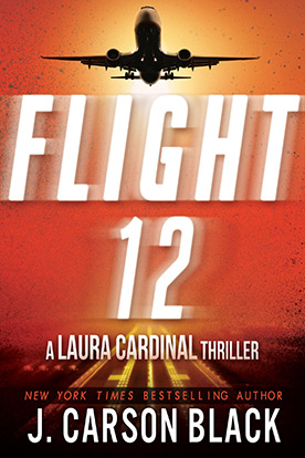 http://www.jcarsonblack.com/flight-12/ book cover