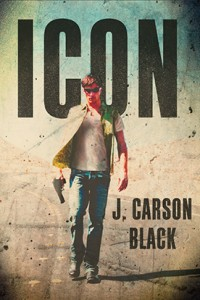 Icon from NYT thriller author J. Carson Black