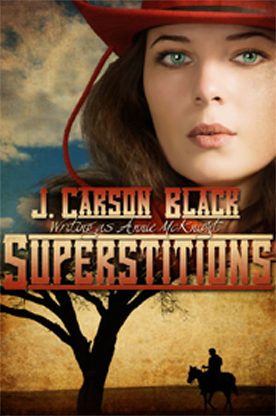 http://www.jcarsonblack.com/superstitions/ book cover