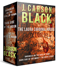 cover of The Laura Cardinal Novels